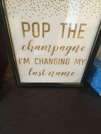Pop the champagne sign 2